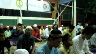 Sambutan Bpk Haji rahmad