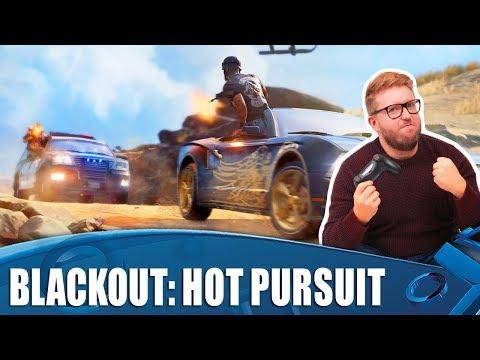 Blackout: Hot Pursuit - Werden wir den Sieg stehlen? + video