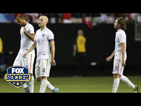 Bradley and Evans try to put USA's Stunning loss to Jamaica behind them - 2015 CONCACAF Gold Cup