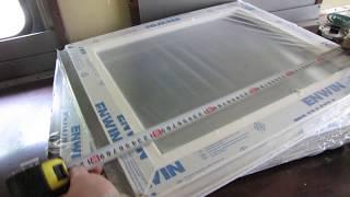 Обзор пластиковых окон из Леруа Мерлен.
