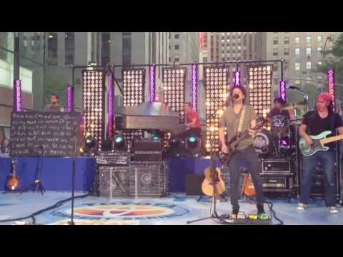 Wanted - Hunter Hayes on Today Live