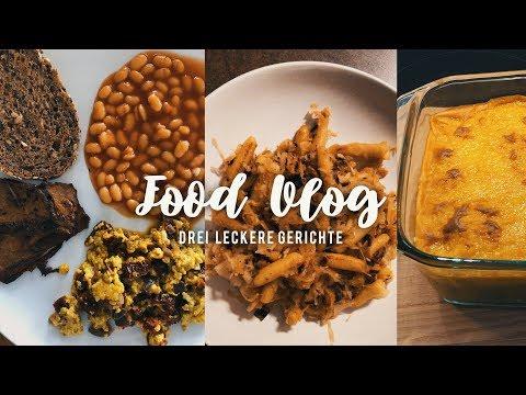 FOOD INSPIRATION - unsere Gerichte am Wochenende #vlog Nr. 490 | MANDA