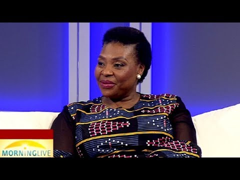 Yvonne Chaka Chaka on her latest album 'Keep looking at me'