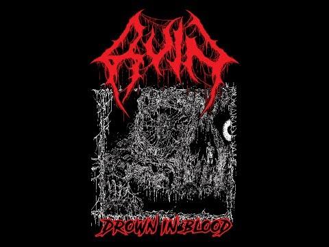 "RUIN DEATH METAL CULT ""Drown in Blood"" Full Length Album"