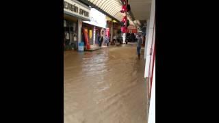 Geyve'de büyük sel felaketi 1 / Geyve.com