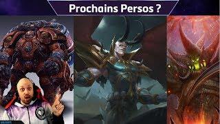 Futurs Persos d'Heroes of the Storm ? (Rumeurs et Leaks de héros)