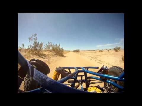 Summer Song with Baja Dune 150