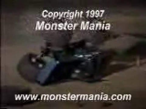 Altamont Raceway Monster Truck Crash