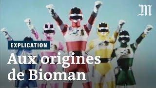 Aux origines de Bioman, les super-héros japonais en lycra (feat. TokuScope)