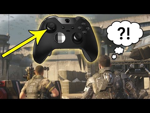 My Elite Controller Fault Discovered While on Black Ops 3 :(