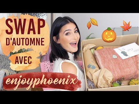 FALL SWAP AVEC MARIE/ENJOYPHOENIX 🍂