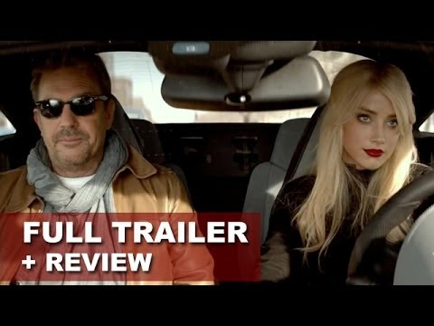 Three Days to Kill Official Trailer + Trailer Review : HD PLUS