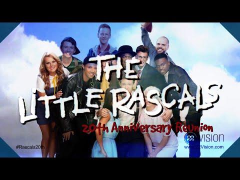 The Little Rascals (1994) - 20 Year Reunion Photoshoot // ORIGINAL VIDEO