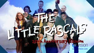 The Little Rascals (1994) - 20 Year Reunion Photoshoot // ORIGINAL VIDEO