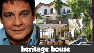 SILIPIN ANG NAPAKAGANDANG HERITAGE HOUSE NI FERNANDO POE JR./#fpjhouse YouTube Videos