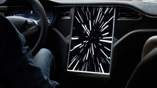 Tesla Model S: Autopilot, Autopark & Ludicrous Mode