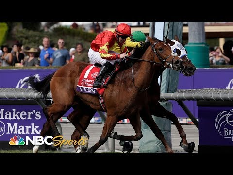 Breeders' Cup 2019: Filly And Mare Turf (FULL RACE) | NBC Sports