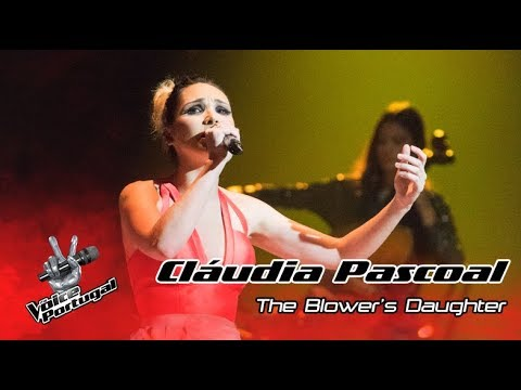 """Cláudia Pascoal - """"The Blower's Daughter"""" (Damien Rice) 