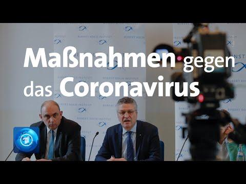 Coronavirus: Welche Maßnahmen Unternimmt Deutschland? Wie Kann Man Sich Schützen?