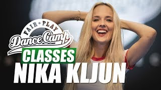 Nika Kljun   ★ El Anillo ★ Fair Play Dance Camp 2018 ★