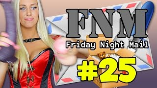 CORSET DILDO SWORD FIGHT! - Friday Night Mail #25