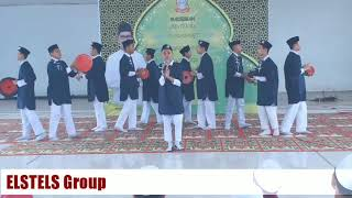 "Qasidah Klasik Putra ELSTELS Group ""Ya Asyiqal Mustafa"""