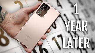 Galaxy Note 20 Ultra 1 Year Later - Is It Worth It in 2021?