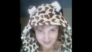 Мои покупки с сайта Aliexpress Одежда (тапочки смайлики,пижама,туники,футболка,сетка, ажурные чулки)