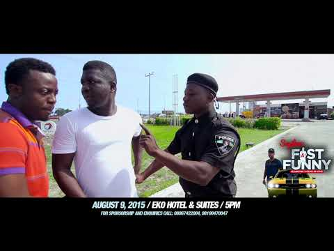 "Video (skit): Seyi Law in ""Petrol Scam"""