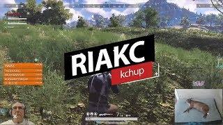 RIAKC: GranpaGaming play ROE