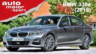 BMW 330e (2019): Mit Plug-in-Hybrid der beste Dreier? - Review/Fahrbericht | auto motor & sport