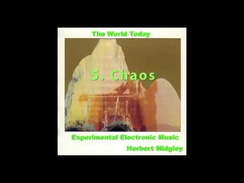 The World Today CD - Experimental Electronic Music - Avant-garde Music