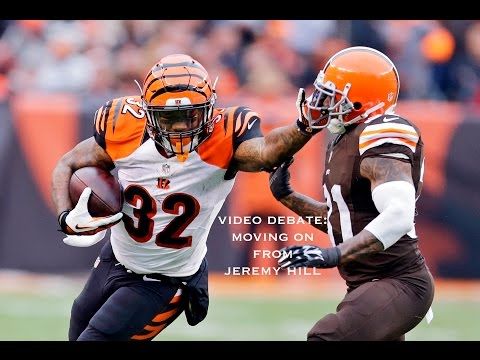 Could the Bengals trade Jeremy Hill and draft his replacement?