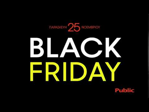 Black Friday Cyprus Pablic 25/11/2016