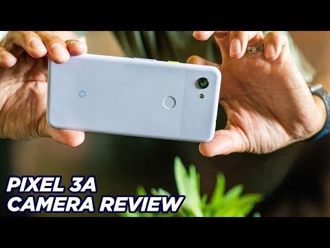 GOOGLE PIXEL 3A CAMERA REVIEW | Can $399 smartphone camera hang?!