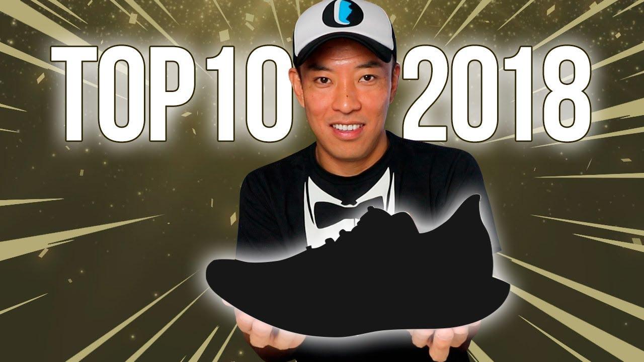 9b7e73b98ba TOP 10 MELHORES TÊNIS de 2018 (TC Awards) - YouTube