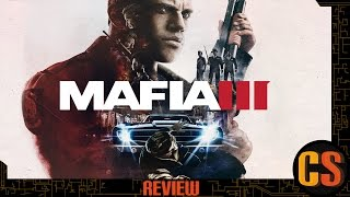 MAFIA 3 - PS4 REVIEW (Video Game Video Review)