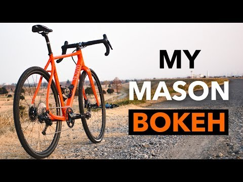 My Mason Bokeh, a few thoughts and one warning