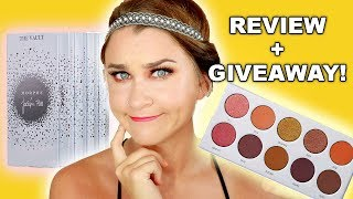 IS IT WORTH IT? JACLYN HILL X MORPHE VAULT REVIEW + GIVEAWAY! | Beauty Banter