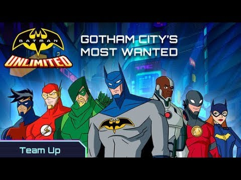 Batman Unlimited: Gotham City's Most Wanted - Puzzle adventure Game for Kids