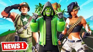 THE PROCHAINS SKINS AND SAISON DANSES 8 ON FORTNITE!