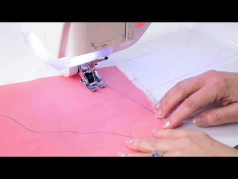 Pat Sloan's Teach Me to Machine Quilt: Walking-Foot Curves