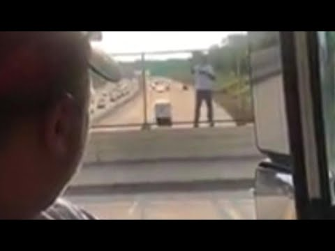 Amy's View - A Suicidal Man Gets Tempted To Safety w/Beer