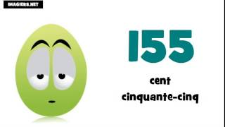 Curso de francés # Los números de 100 a 200