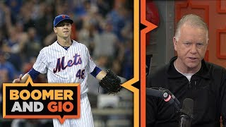Will Jacob DeGrom Be On An Inning Limit? | Boomer & Gio