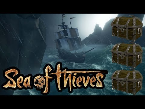 SO MUCH NEW TREASURES \\ SEA OF THIEVES GAMEPLAY STRESS TEST