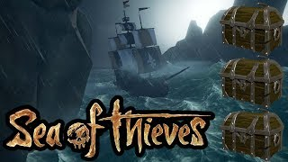 SO MUCH NEW TREASURES  SEA OF THIEVES GAMEPLAY STRESS TEST