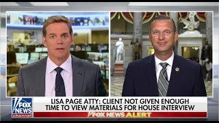 07 11 18 Collins Discusses Lisa Page's Defiance of Congressional Subpoena on Fox News