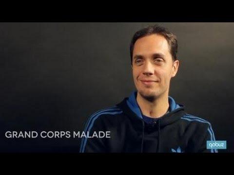 Grand Corps Malade : interview vidéo Qobuz