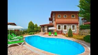 Tatil Villam | Villa Yaz - Fethiye Ovacık kiralık villa tatili